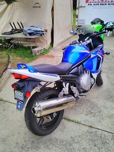 SUZUKI GSX650F 2008 GREAT BEGINER BIKE WITH ONLY 9360 KM ON IT Windsor Region Ontario image 8
