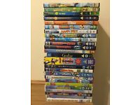 Children's dvds, all excellent condition &a fully working