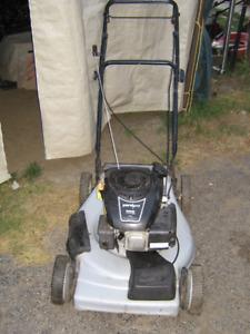 yard pro self propelled  lawnmower