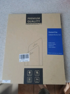 Brand new !!Screen protecter for samsung tab e 9.6 inch 15$