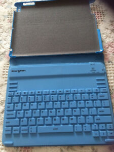 Gnarly Fish Keyboard cover for Ipad