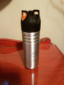 "Stainless ""Aimia"" Water Bottle"