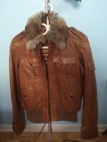 Danier Women's Fall Leather Jacket