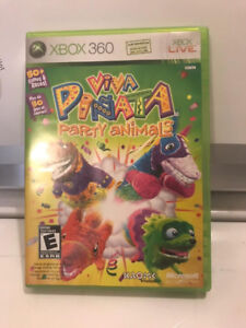 BRAND NEW PINATA PARTY ANIMAL GAME FOR XBOX 360