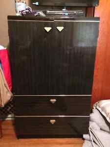 Armoire (dresser) and 2 end tables