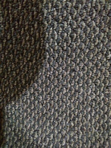 Grey carpet in great condition