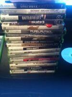 250gb Xbox 360 23 games for sale $220 Obo