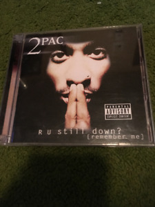 Tupac: R U still down? in great condition.