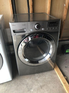 2015 Stainless steel STEAM Dryer with many features for sale