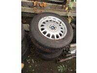 "BMW 5x120 16"" Alloys"