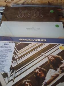 Variety of Re-issue vinyl records New in wrap London Ontario image 4