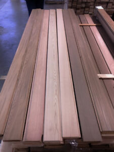 Western Red Cedar - 1x4, 2'-16' long CLEAR T&G