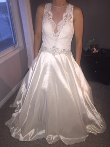 Wedding Dress size 3-4 purchased from Lily's Bridal