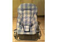 Deluxe rocker chair