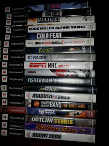 Playstation 2 ( PS2 ) Games