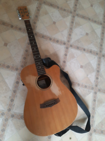 Acoustic guitar ( not working )