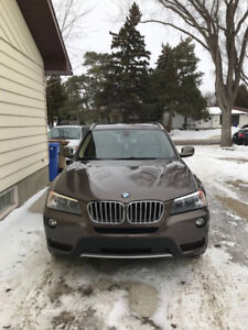 2013 BMW X3 xDrive 28i  for quick sale, ready to back to China
