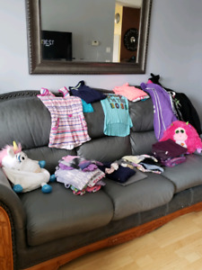 Girls size 12-14 clothes