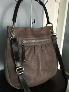 Roots leather Olivia bag