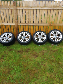 BMW x3 alloys 5x120.