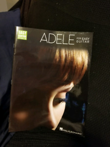 Adele music book for Guitar