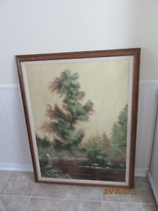 MOVING SALE painting