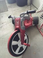 Big Flyer Big Wheel $30