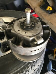 Skidoo 1200 primary clutch