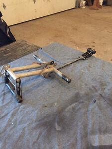 Rear suspension 2013 rmk pro