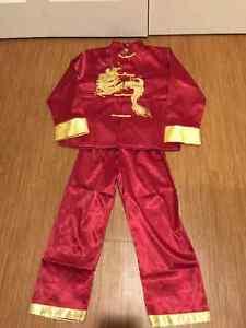 Kid's Costume - Chinese Pyjamas - Age 8-10
