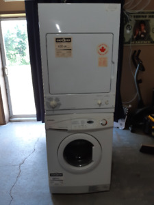 Samsung apt. size Digital Stackable Washer & Dryer