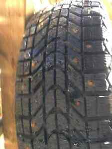 185/70/14 Studded Winter Tires & Rims - GreatPrice! St. John's Newfoundland image 2