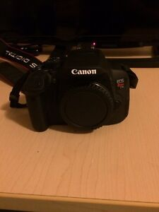 Cannon Rebel t5i NEVER USED!!!!!
