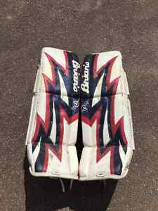 Equipement de goaler complet / Full Goalie equipment Vaughn