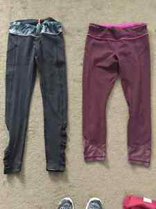 Size 8 Lululemon pants