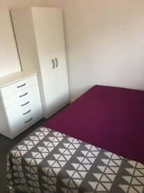 Spacious room, MILE END station 5 minutes away