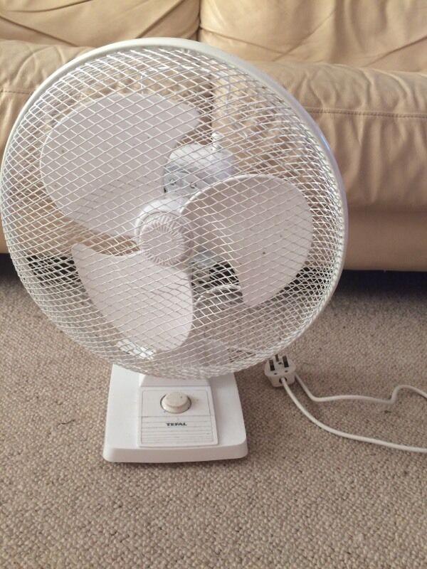 Gumtree Desk Fan : Tefal desk fan in rosyth fife gumtree