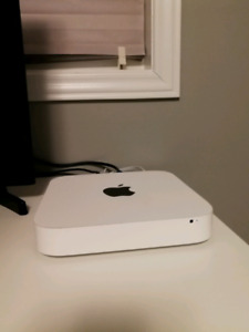 Mac Mini Late 2012 - Quad Core i7-  2.3ghz + 3.3ghz BOOST