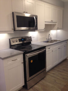 Completely renovated east end townhouse for rent