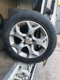 Vauxhall 205.55.16 alloys