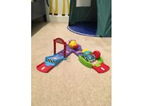 Vtech Toot Toot Drivers Delux Jump Track Launcher