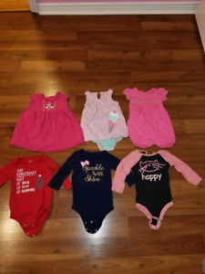 Baby girl clothes a lot spring summer size 18-24m