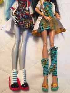 Monster High Science 2 PACK CLEO a& GHOULIA West Island Greater Montréal image 3