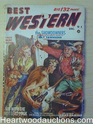 Best Western  December 1951
