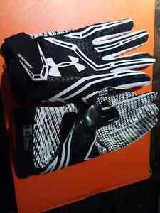Under armour receiver gloves