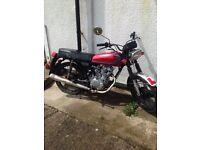 125 Honda cg