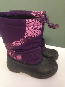 Size 1 Girl boots