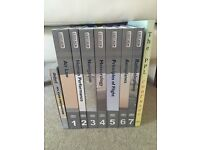 Complete Oxford aviation ppl books, DVD and ppl confuser