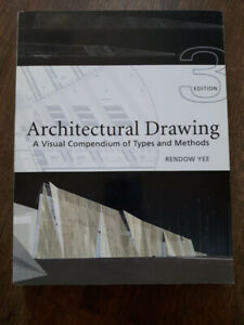 Architectural drawing book 3rd ed.- Rendow Yee