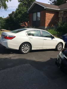 10-month lease takeover - Honda Accord LX CVT 4-door 2015